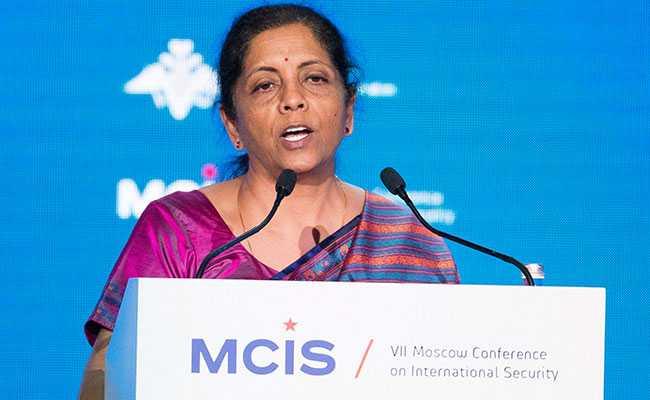 India Managing Complexities In Relationship With China: Nirmala Sitharaman