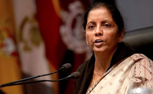 Ridiculous to claim woman's dress is reason behind rape: Nirmala Sitharaman