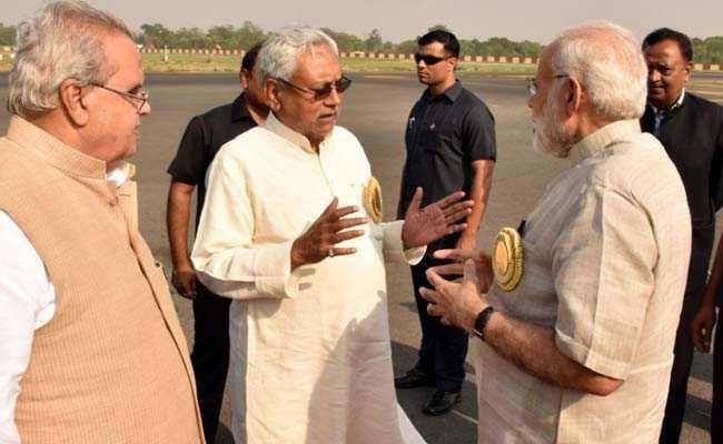 बिहार को जितनी मदद मिल रही है, उससे कहीं और अधिक की आवश्यक्ता : कांत के बयान पर नीतीश कुमार
