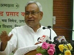Nitish Kumar Thanks Chandrasekhar Rao For Party's Support In Rajya Sabha