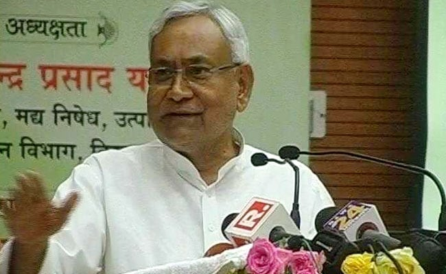 In Message To Youth, Nitish Kumar's Veiled Dig At Tejashwi Yadav