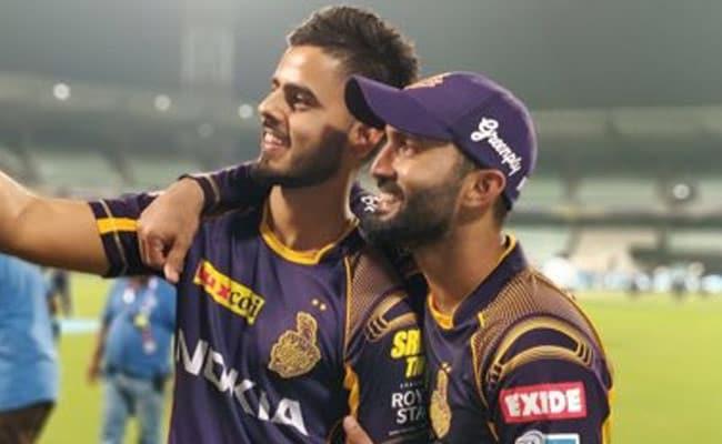 IPL 2018, KKR vs DD: केकेआर की 71 रनों से शानदार जीत, नितीश राणा मैन ऑफ द मैच