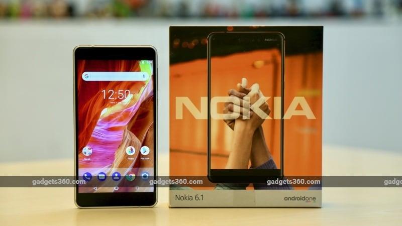 Nokia 6.1 Plus के लॉन्च से पहले Nokia 6.1 की कीमत में कटौती, जानें नई कीमत
