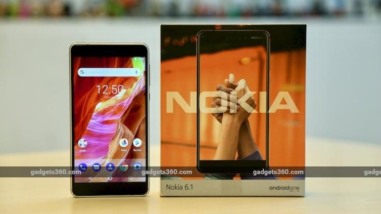 Nokia 6 (2018) के 4 जीबी रैम वेरिएंट की सेल 13 मई से