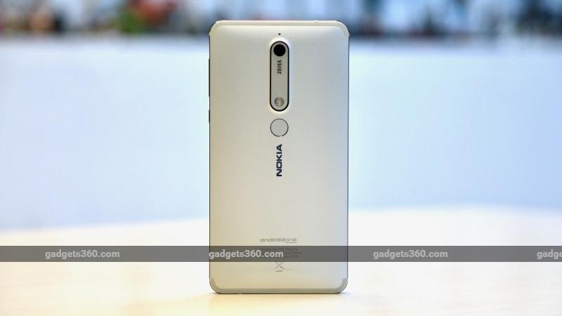 Nokia 6 (2018) लॉन्च हुआ भारत में, 16 मेगापिक्सल रियर कैमरा है इसमें