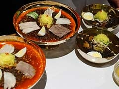Complete De-Noodlisation: North Korea's Signature Dish Sells Out In Seoul