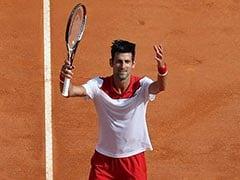 Novak Djokovic Beats Dusan Lajovic In Monte Carlo Opener