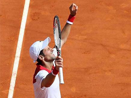 Monte Carlo Masters: Novak Djokovic Battles Past Borna Coric, Rafael Nadal Into Last 16