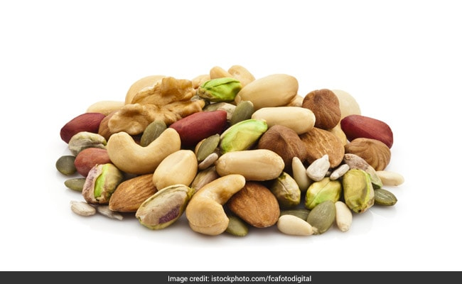nuts and seeds for heart health
