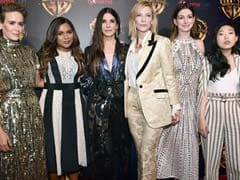 From Sandra Bullock To Anne Hathaway: The <i>Ocean's 8</i> Cast Is All Kinds Of Girl Power Goals