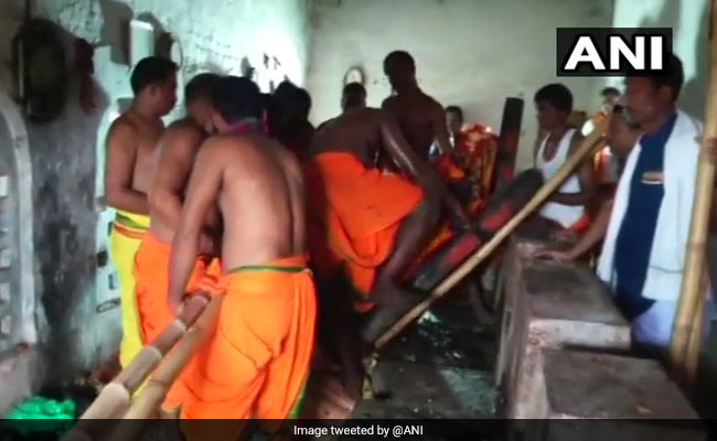 A Temple In Odisha That Has Allowed Men After 400 Years
