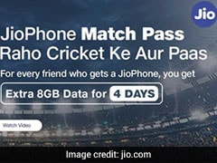 Jio's Latest Offer: How To Avail Up To 112 GB Data