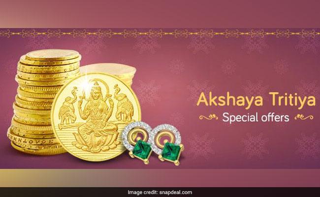 Akshaya Tritiya 2018 Online Offers On Gold Diamond