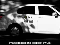 "Ola To Have Trained ""Safety Scouts"" To Help People Celebrate New Year's"