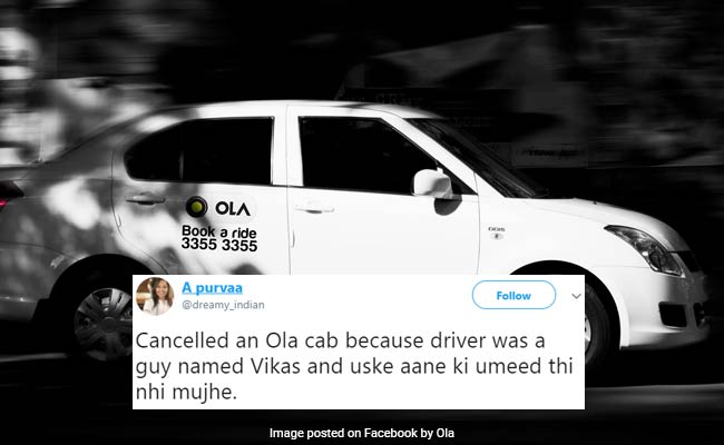 Row over Indian turning down taxi ride as 'driver was Muslim'