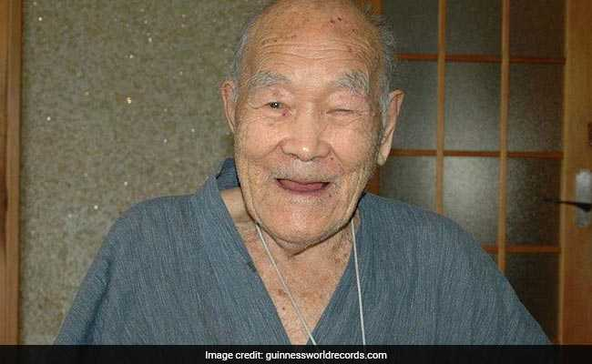 World's oldest man, 113, dies at his home in Japan