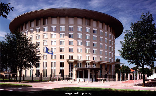 Chemical Weapons Body Conducted Inspection In Russia Last Week: Report