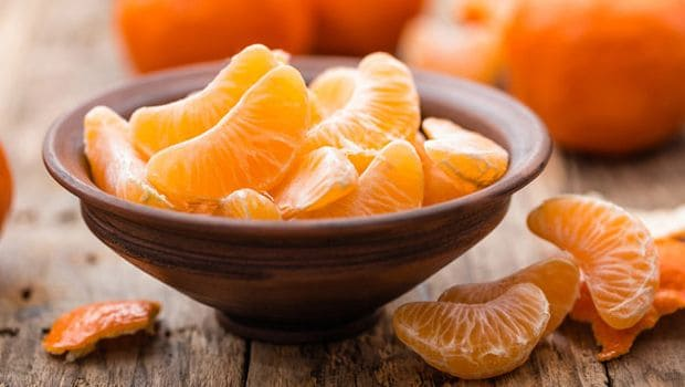 Improve Eyesight with orange