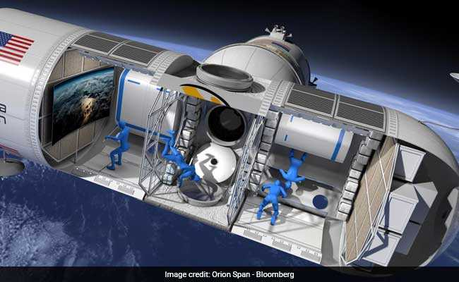 This Hotel Will Cost $792,000 A Night, And Will Be 200 Miles Above Earth