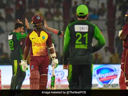 2nd T20I: Babar Azam Shines As Pakistan Down West Indies To Win Series
