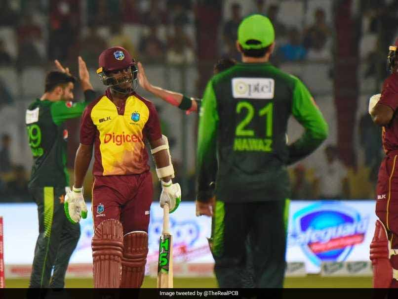 2nd T20I Babar Azam Shines As Pakistan Down West Indies To Win Series