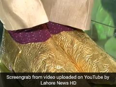 Gold Shoes, Crystal Tie: Pak Groom's <i>Shaadi</i> Outfit Worth 25 Lakhs Is Viral