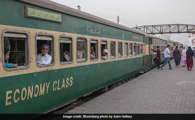 pakistan railways bloomberg