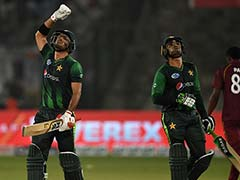 3rd T20I: Pakistan Beat Windies By 8 Wickets To Complete Series Whitewash