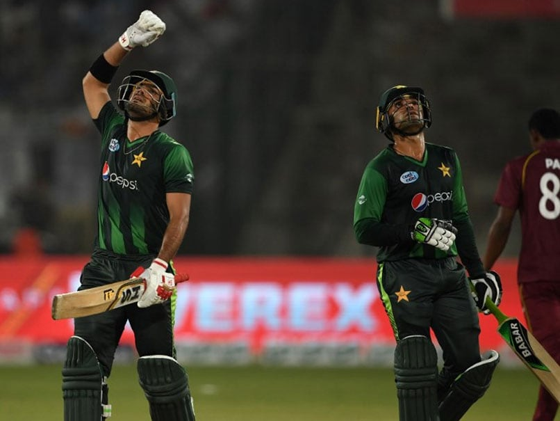 3rd T20I: Pakistan Beat West Indies By 8 Wickets To Complete Series Whitewash