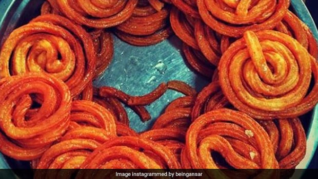 Celebrate Dussehra With Mouthwatering Jalebis As Shown By Chef Saransh Goila