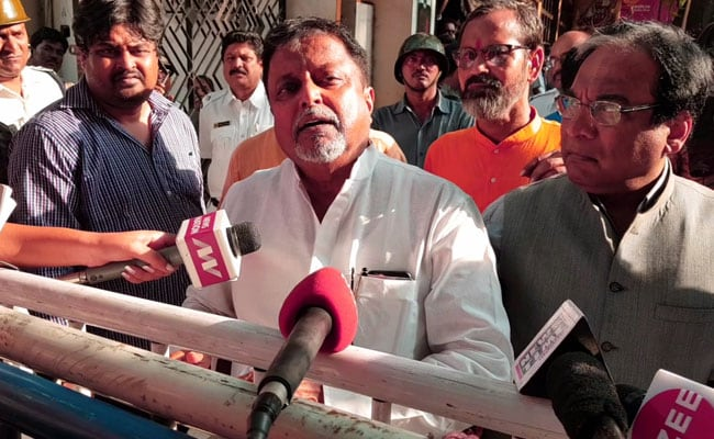 CBI Summons Mukul Roy To Appear Today In Narada Sting Case