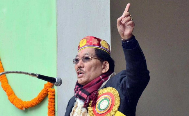 Sikkim Was Not Informed About Doklam Stand-Off by Centre: Pawan Chamling