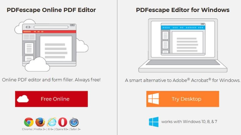 PDF फाइल को ऐसे करें मुफ्त में एडिट