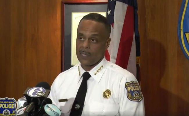 philadelphia police chief facebook