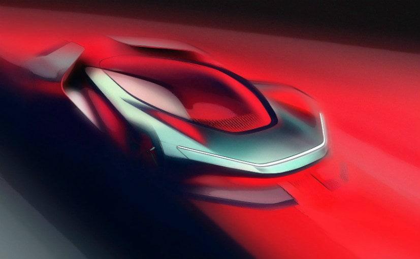 Pininfarina PF-Zero Hypercar Exclusive Design Details Revealed