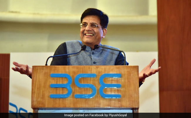 After Rahul Gandhi's Corruption Allegation, Minister Piyush Goyal's Crushing Retort
