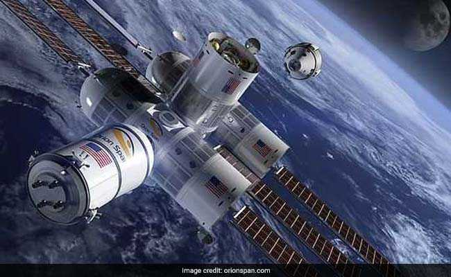 A Planned Space Hotel Hopes To Welcome Guests By 2022 - For A Cost Of Almost $800,000 A Night