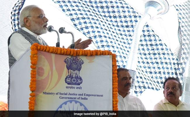 SC/ST ऐक्ट पर प्रधानमंत्री नरेंद्र मोदी की सफ़ाई