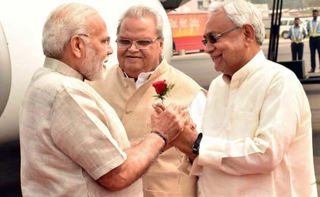 पीएम मोदी का बिहार दौरा : स्वागत में गुलाब, मंच पर नीतीश की नसीहत, पासवान ने कहा- आरक्षण जन्म सिद्ध अधिकार, 5 बड़ी बातें