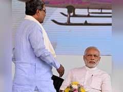 अब सिद्धारमैया ने पीएम मोदी को दी चुनौती, कहा- येदियुरप्पा सरकार की उपलब्धियों पर 15 मिनट बोलकर दिखाएं