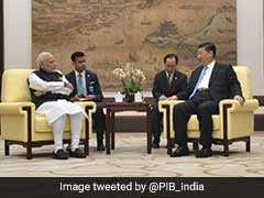 "PM Modi-Xi Jinping Meet in China Live Updates:  It's A ""No Agenda"" Meet, Tweets Rahul Gandhi"