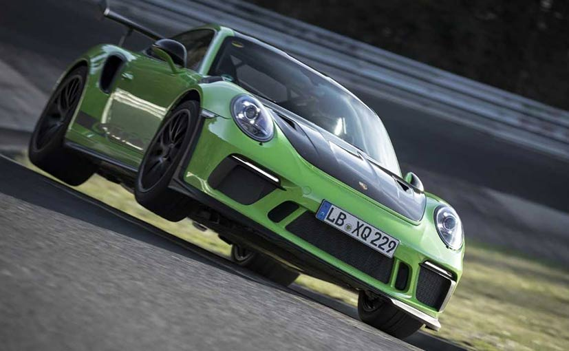 Porsche 911 GT3 RS Laps The Nurburgring In Under 7 Minutes