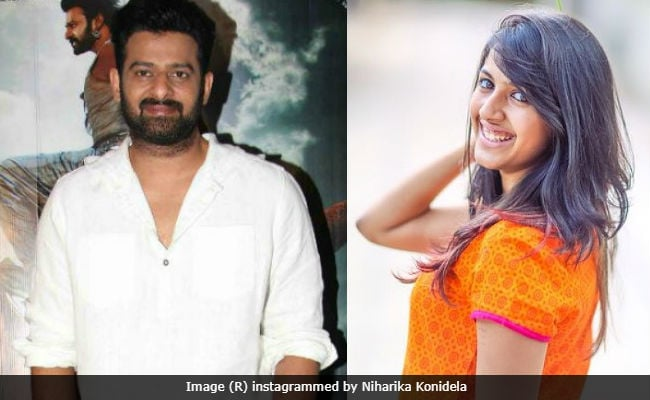The Truth About Baahubali's Prabhas And Chiranjeevi's Niece Niharika's Wedding