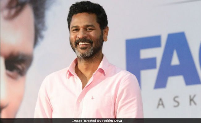 Prabhu Deva Explains He 'Cannot Imagine Life Without Dance'