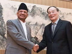 Nepal A Natural Area For Cooperation With India, Says China