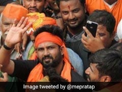 BJP MP Who Defended Fake News Editor Is Part Of Top Media Watchdog