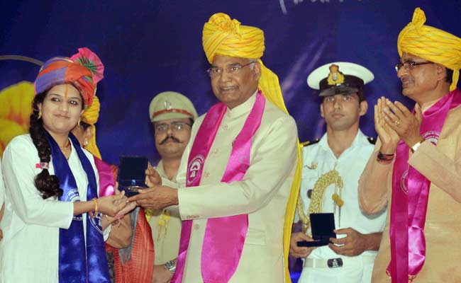 Education should create job providers, not job seekers: President Kovind""