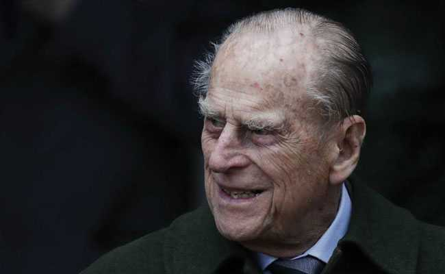Britain's Prince Philip To Undergo Hip Operation