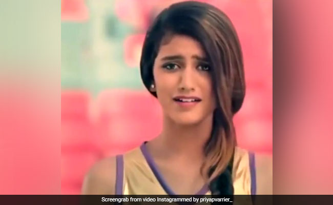 Priya Prakash Varrier ने दिखाए तेवर, बोलीं- मैं फेंकी हुई चीज नहीं उठाती...