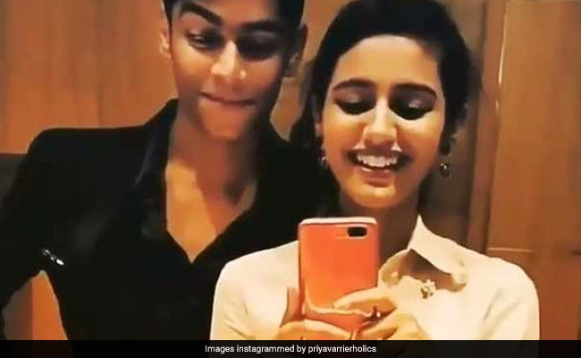 Priya Prakash Varrier: फिर 'आंखों से खेलती' नजर आई इंटरनेट सनसनी, वीडियो हुआ वायरल